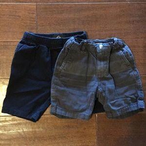 Bundle of Quiksilver 2T shorts